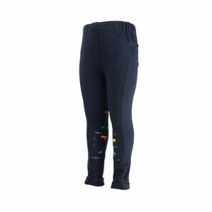 HyPERFORMANCE Dinosaur Tots Jodhpurs - Navy/Red/Orange/Green/Purple