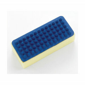 Lincoln Rubber Sponge Curry Comb