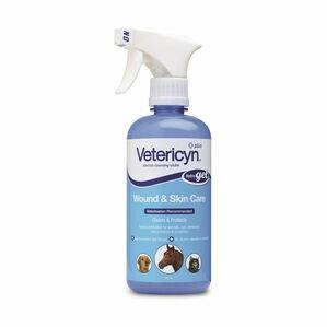 Vetericyn Wound & Skin Care - Hydrogel Spray - 500ml