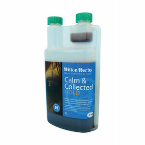 Hilton Herbs Calm & Collected Gold For Horses - 1 Litre