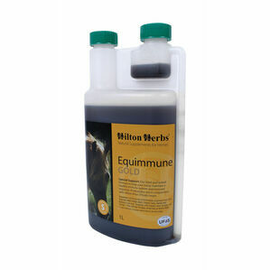 Hilton Herbs Equimmune Support Gold - 1 Litre