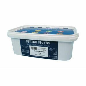 Hilton Herbs Garlic Powder Animal Supplement Tub - 1kg