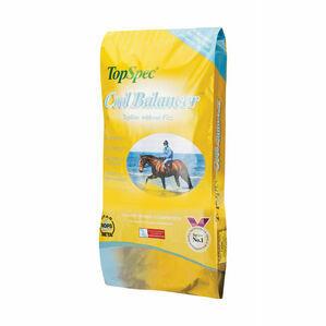 TopSpec Cool Balancer Horse Supplement - 15kg