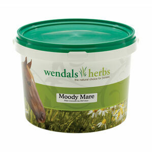 Wendals Herbs Moody Mare For Horses - 1kg