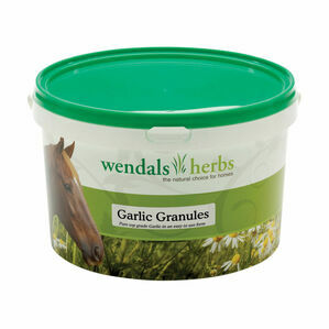 Wendals Garlic Granules Supplement - 1kg