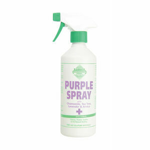 Barrier Purple Wound Spray For Animals - 500ml
