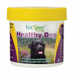 VetSpec Healthy Dog Supplement - 500g