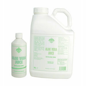 Barrier Aloe Vera Animal Revitalising Juice - 5 litre