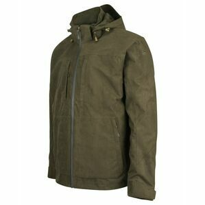 Hoggs Rannoch Lightweight Waterproof Shooting Jacket - Brown