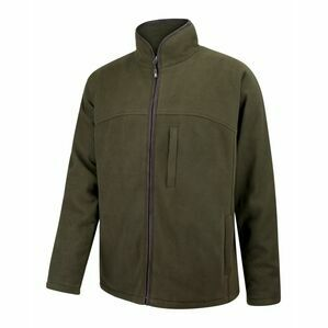Hoggs Ghillie II Waterproof Padded Fleece Jacket - Green