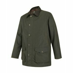 Hoggs Caledonia Men's Wax Jacket - Antique Olive