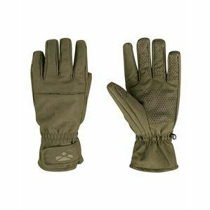 Hoggs Kincraig Waterproof Gloves - Olive Green