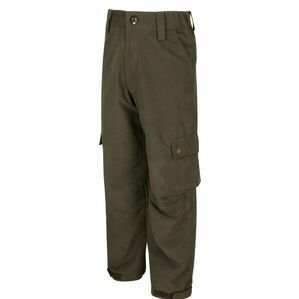 Hoggs Struther Junior Waterproof Trouser - Dark Green