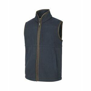 Hoggs Woodhall Junior Fleece Gilet - Navy