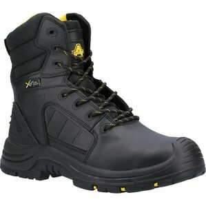 Amblers Safety AS350C Berwyn Hi-Leg Waterproof Safety Boot in Black