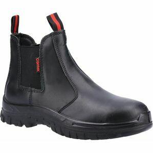 Centek FS316 S1P SRC Dealer Boot in Black