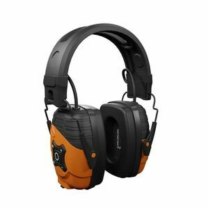 ISOtunes LINK EN352 Professional Bluetooth Earmuffs in Orange
