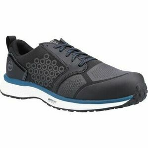 Timberland PRO Reaxion Composite Safety Trainer in Black/Blue