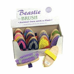 Beastie Body Brush - Pack of 12