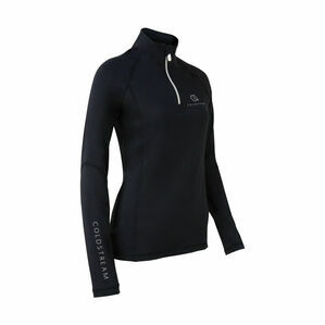 Coldstream Lennel Base Layer - Black