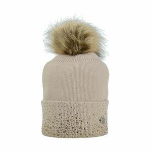 Hy Equestrian Alaska Diamante Bobble Hat - One Size