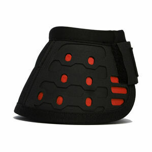 Majyk Equipe Biofoam Over Reach Boots - Black-Red