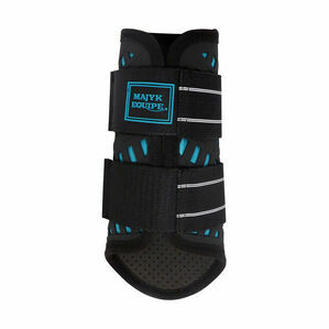 Majyk Equipe Sport/Dressage Boot - Black/Turquoise
