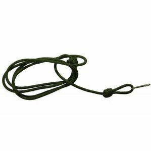 Bisley Traditional Dog Whistle Lanyard - Green