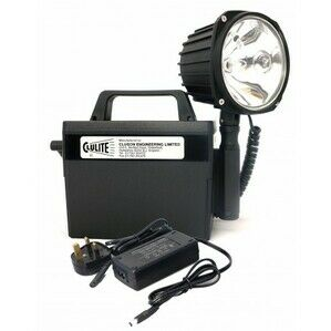 Clulite (CB2-L1) Clubman Deluxe LI-ION Spot Beam Lamp/Torch 9.2AH