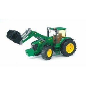 Bruder John Deere 7930 Tractor With Frontloader