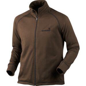 Seeland Ranger Zip-Up Fleece Duffel Jacket - Green