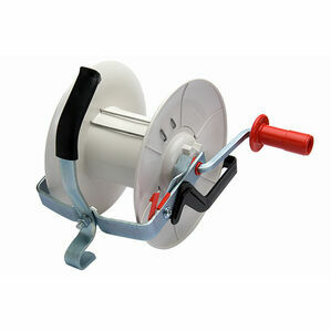 Hotline P25-G5 Large Capacity Geared Reel