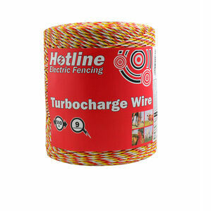 Hotline 9 Strand Electric Fencing Wire