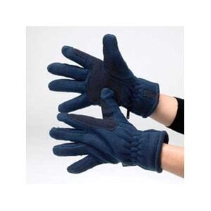 Hy5 Fleece Riding Gloves - BLACK