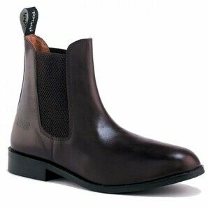 Toggi OTTOWA Brown Leather Jodhpur Boots