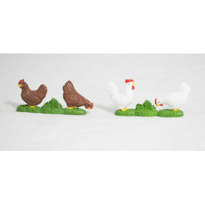 Britains Farmyard Chickens Toys