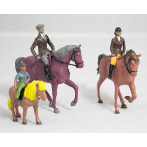 Britains Horses And Riders Toy
