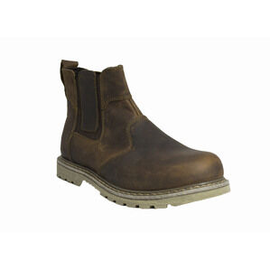 Amblers Men Abingdon Dealer Pull On Leather Boots