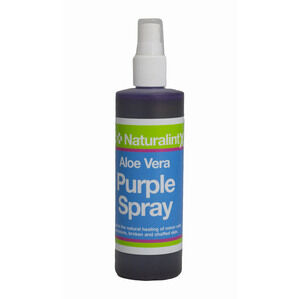 Aloe Vera Purple Spray - 240ml