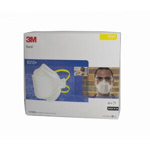 Mask 3M Respirator 9310 ( Pack of 20) FFP1S