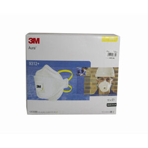 Mask 3M Respirator 9312 (Pack of 10) FFP1