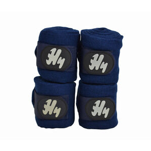 Hy Stable Bandage Pack of 4 - Navy