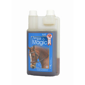 NAF Five Star Horse Calming Magic Liquid - 1 Litre