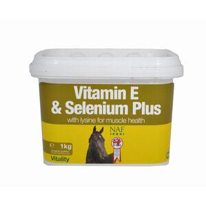 NAF Vitamin E Selenium & Lysine For Horses
