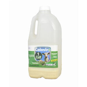 Greencoat Colostro+ Calf Colostrum - 200g BOTTLE