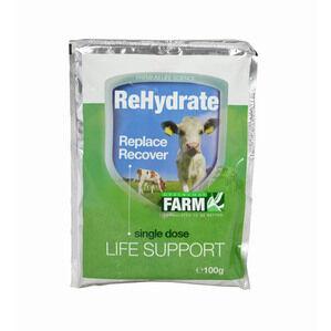 Greencoat Rehydrate Sachet - 100G
