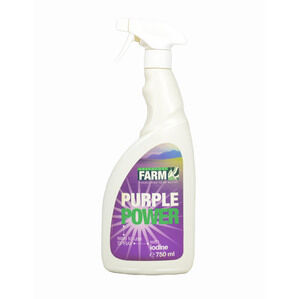 Greencoat Purple Power Spray - 750ml