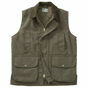 Hoggs Of Fife Edinburgh Tweed Waistcoat
