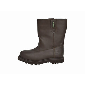 Hoggs of Fife Hurricane WSR Mid-Weight Safety Boots - Brown