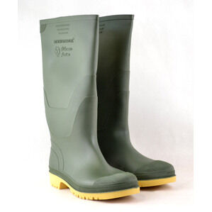 Junior Administrator Wellington Boots - Green